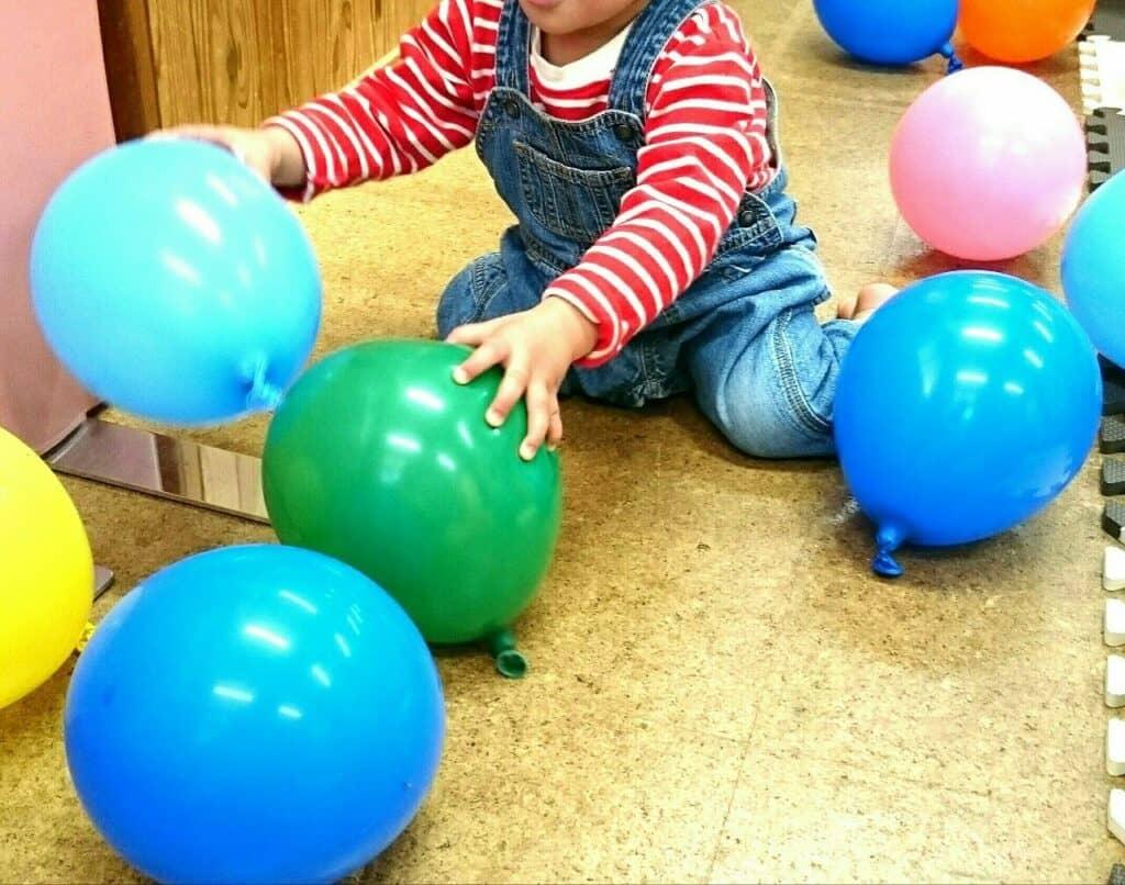 【1歳】の子供におすすめの室内遊び