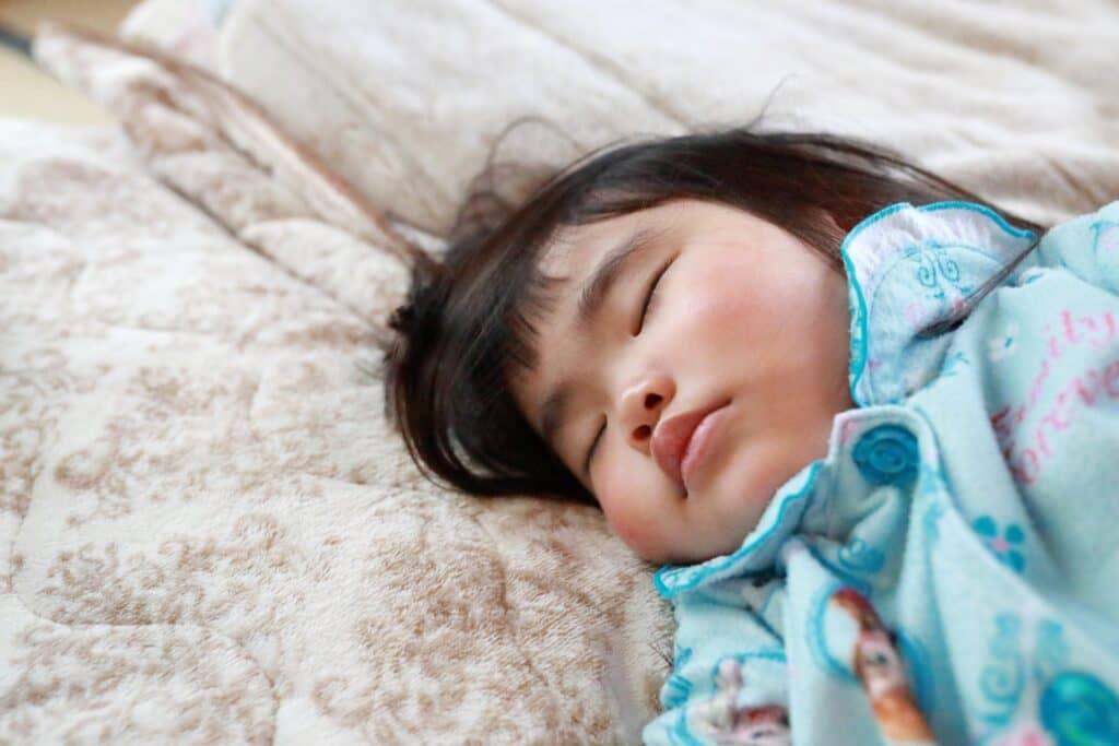 イヤイヤ期睡眠