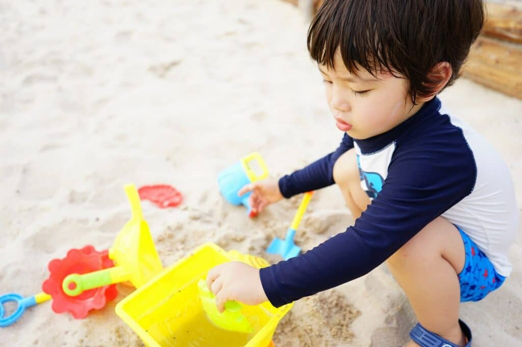 赤ちゃんが日焼け止めを塗った方がいいのはどんな時?