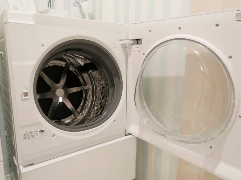 乾燥機の使用は控えよう