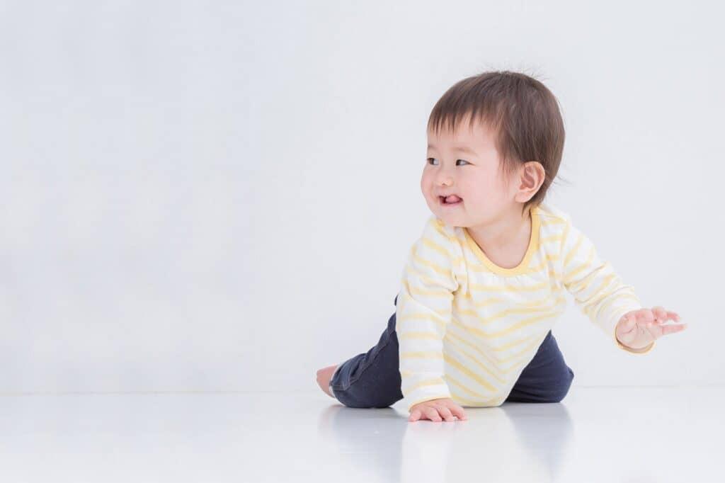 赤ちゃんのしゃっくりを止める簡単な方法