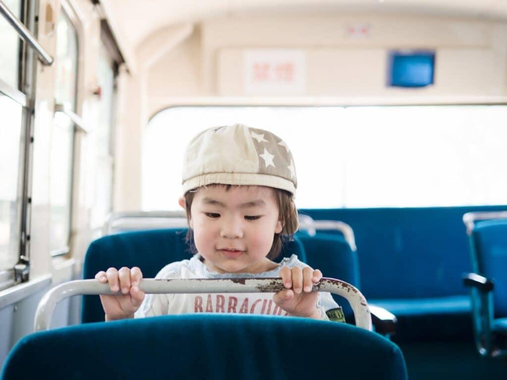 幼稚園バスで通園するメリット