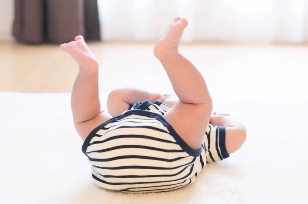黄昏泣きかを見極める赤ちゃんの症状は?