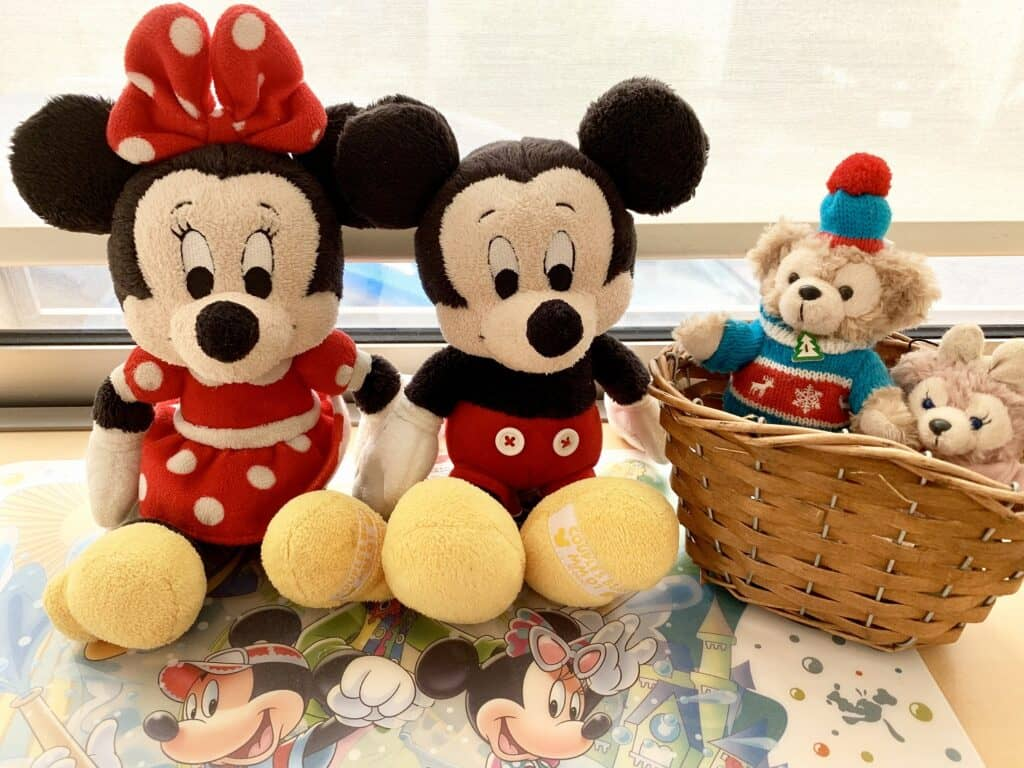 0歳の赤ちゃんにおすすめのディズニーおもちゃ