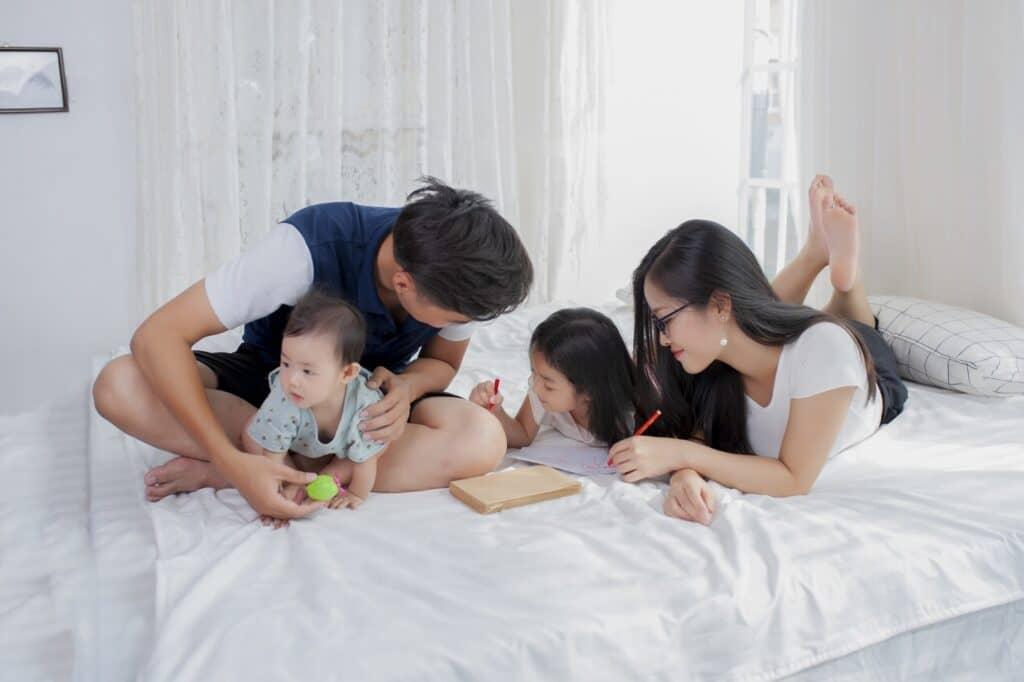 子供用ベッドは何歳からいつまで使うものなの?