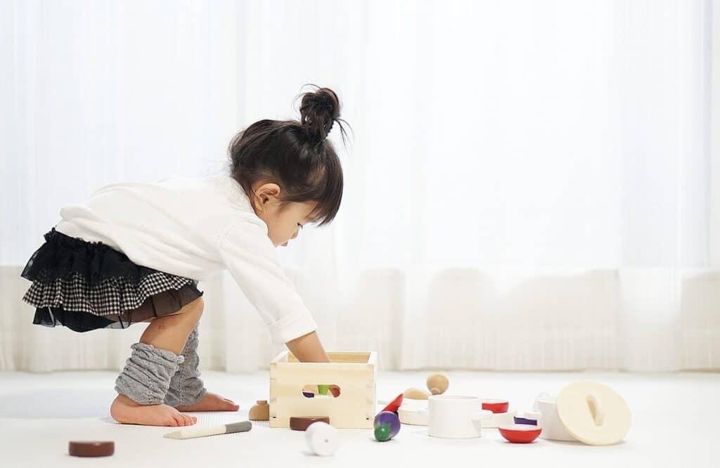 4歳の女の子のおもちゃを選ぶときのチェックポイントとは