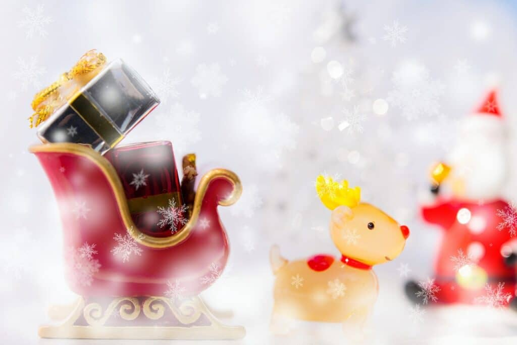 【英語版】定番クリスマスカードメッセージ