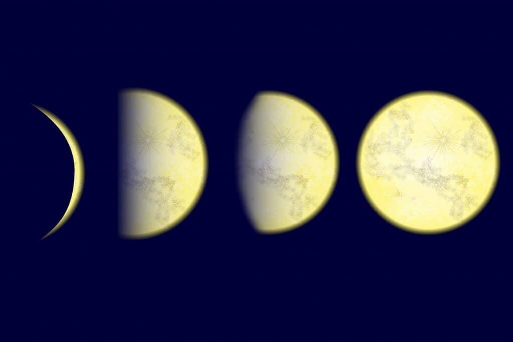 月の引力が関係している