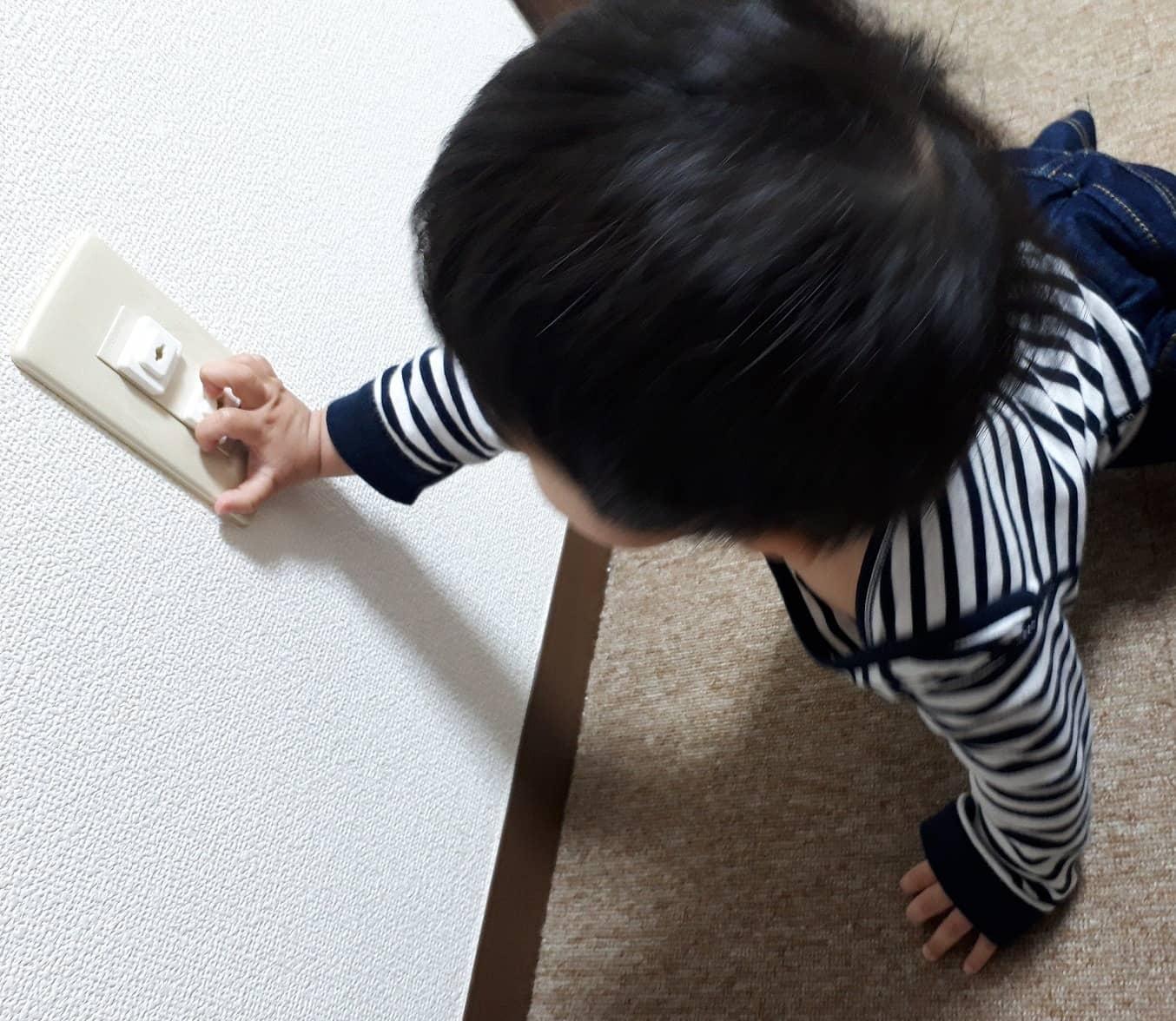 コンセントカバーで赤ちゃんの安全対策! 選び方とおすすめを紹介