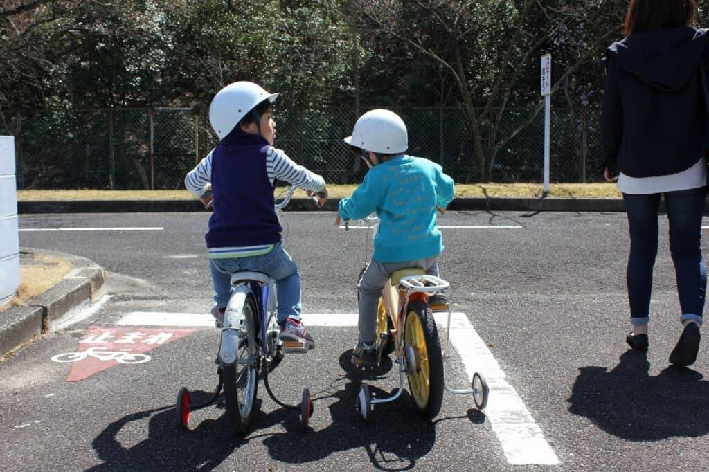 人気の子供用の自転車向けヘルメット3選