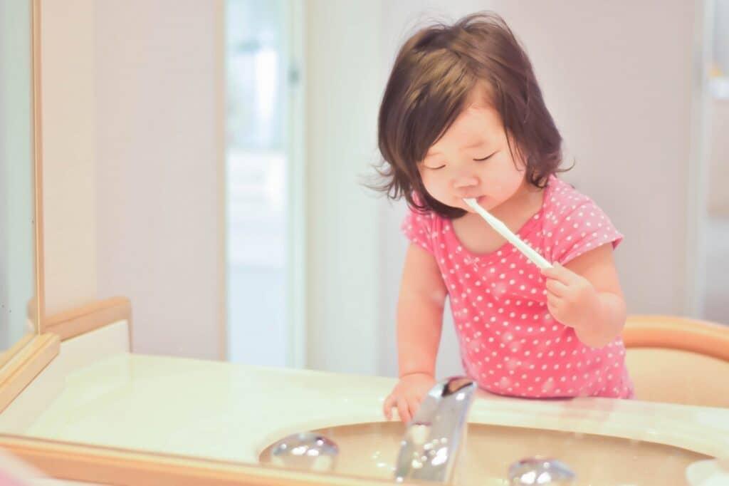 赤ちゃんが歯磨き粉を飲み込んでしまっても平気なの?
