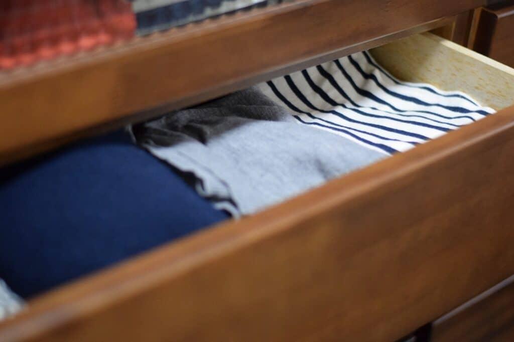 【収納場所別】子供服の収納アイデア