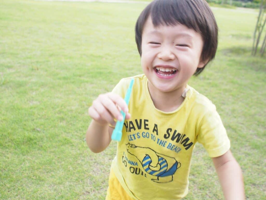 3歳の男の子におすすめのクリスマスプレゼント【外遊びグッズ】