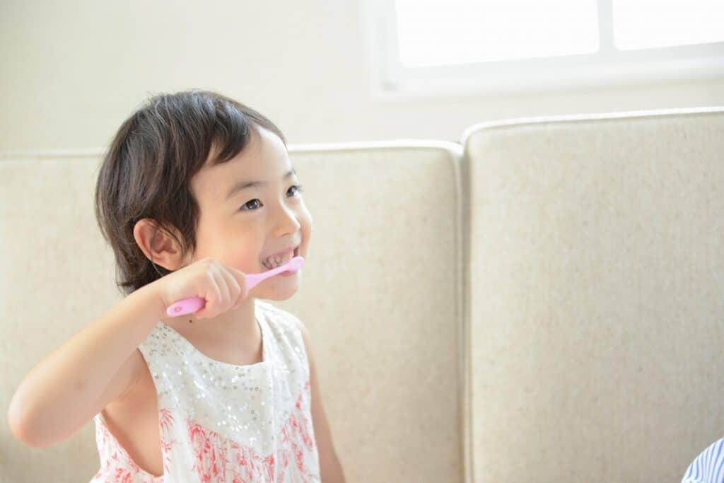 フッ素による虫歯予防