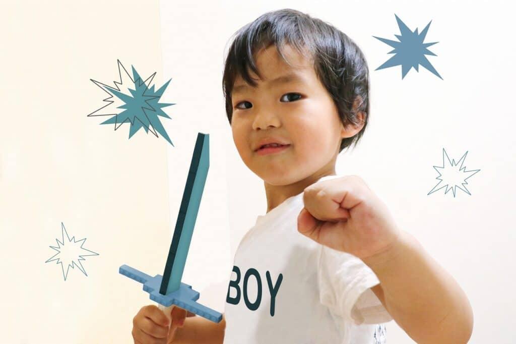 4歳の男の子が夢中で喜ぶ人気のおもちゃ