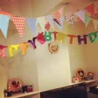 子供の誕生日の飾り付け。コストをかけず華やかに演出できるアイデアとは