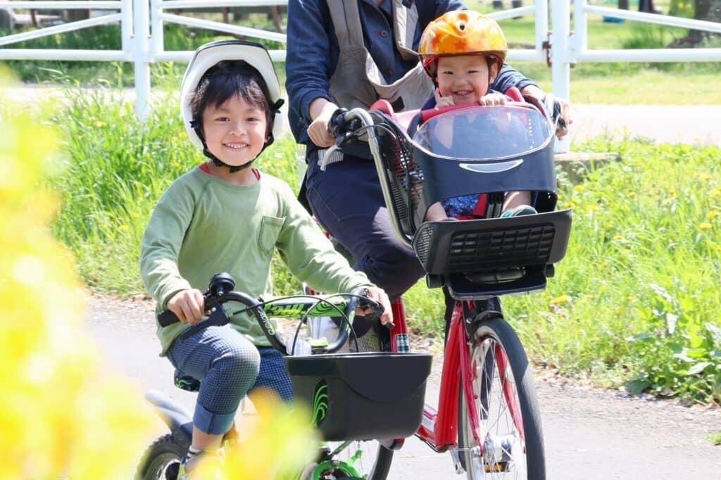 子供用の自転車向けヘルメットの選び方
