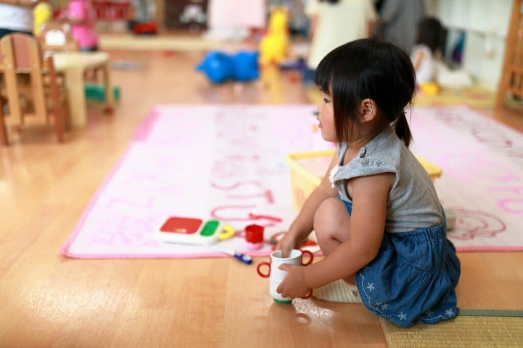 3歳の女の子のおもちゃの選び方