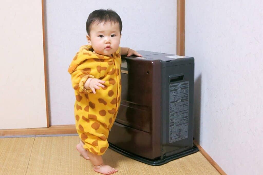 スパ良しの暖房器具!子供にも安心なおすすめ4選