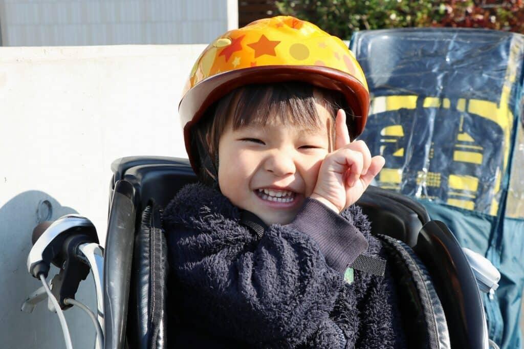 男の子向け子供用の自転車向けヘルメット3選