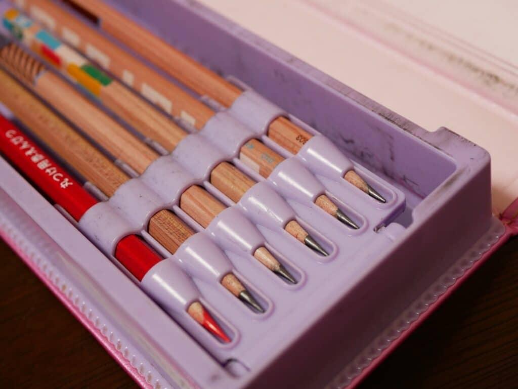 筆箱の種類