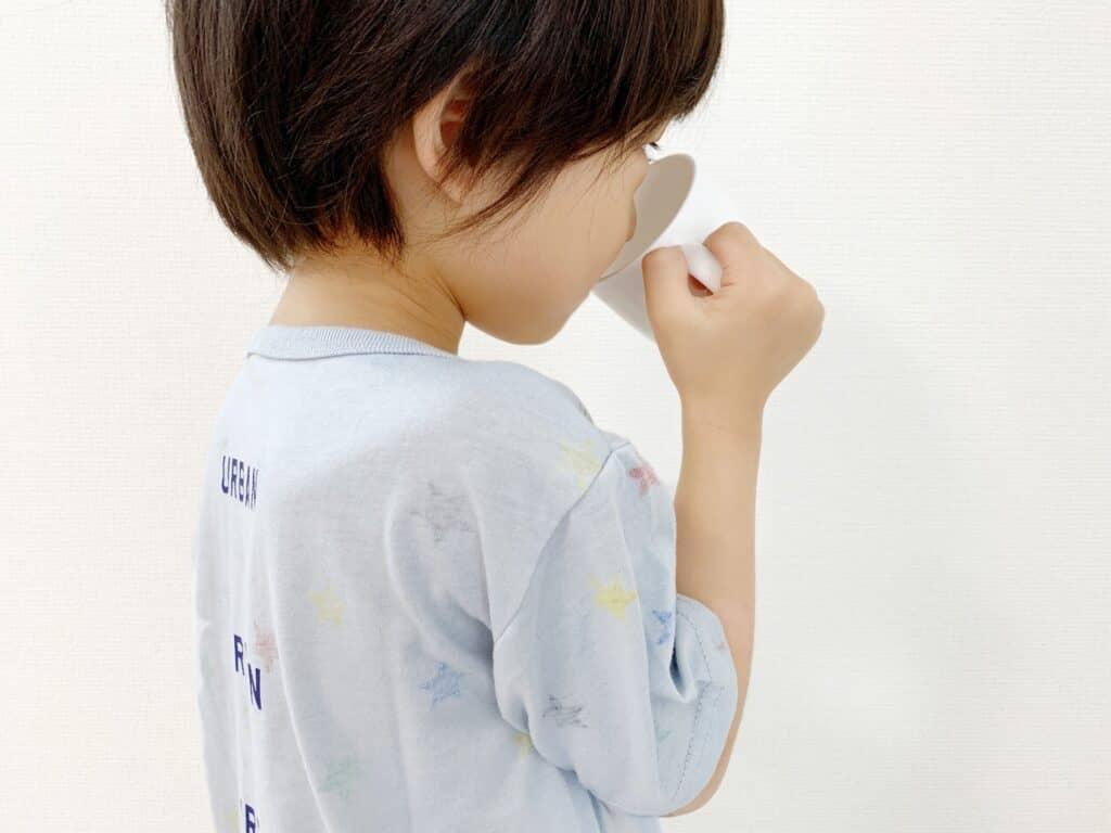 うがいができるようになる1歳半~2歳頃から歯磨き粉を使はじめよう