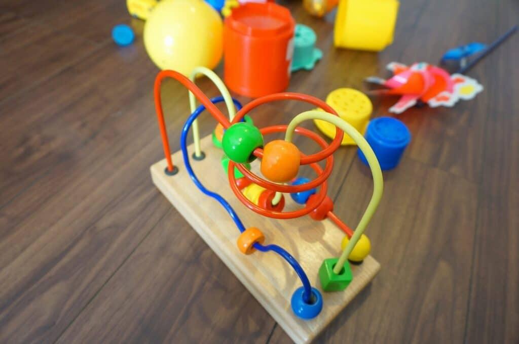 1歳の女の子のおもちゃ、どんなものを選べばいいのか