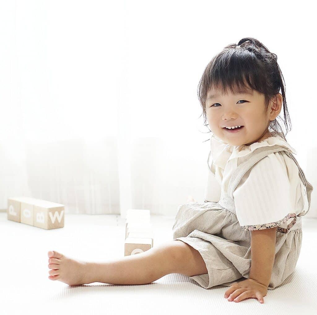 3歳の女の子はどう成長しているのか