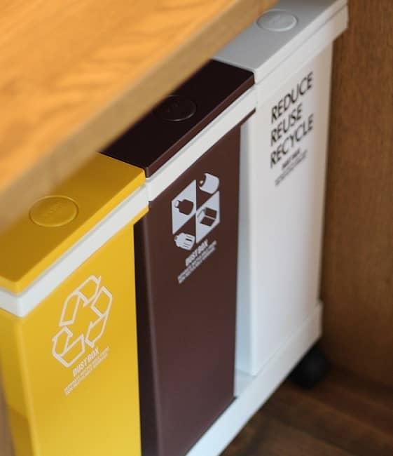 生ゴミ用ゴミ箱はどこに置くのが正解?