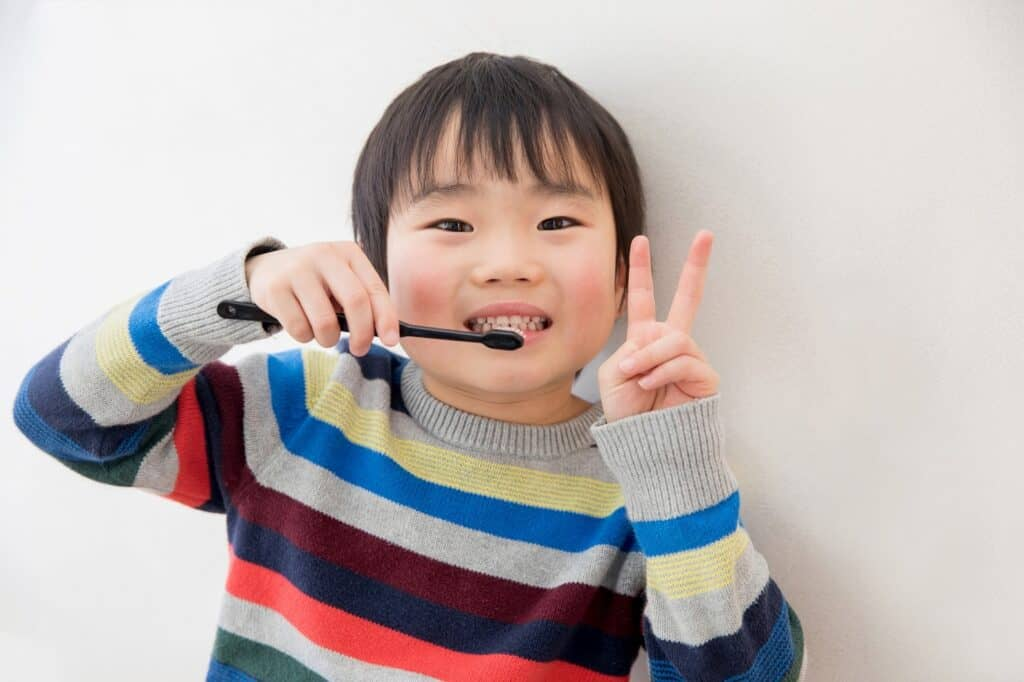 赤ちゃん用の歯磨き粉の特徴