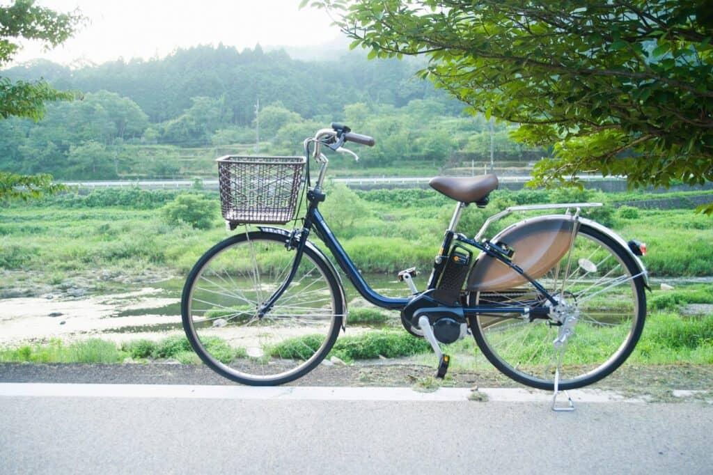 産後の自転車はいつから?