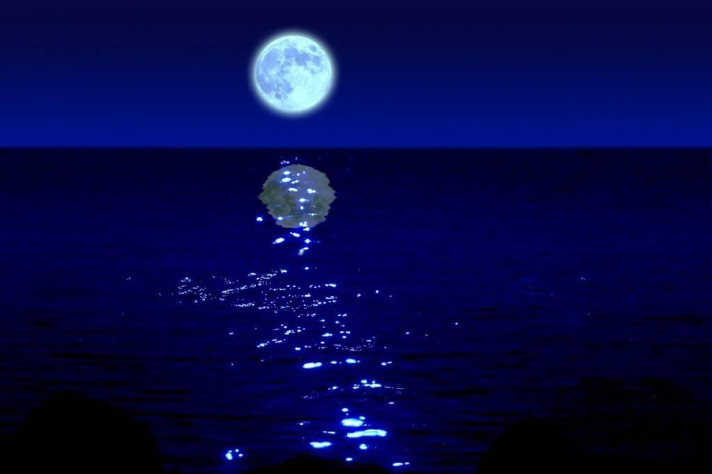 統計から見る満月の出産確率