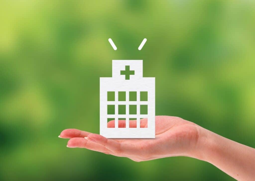 帝王切開は健康保険の対象で自己負担は3割