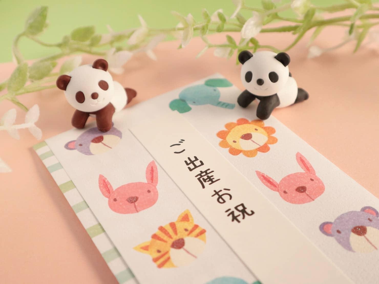 出産祝いのご祝儀袋。知っておくべき正式な書き方とカジュアルにしたいときのマナー