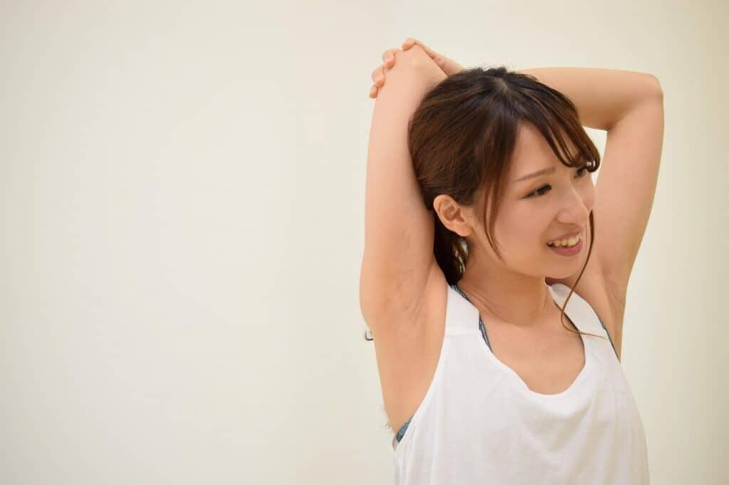 産褥体操が大切な理由