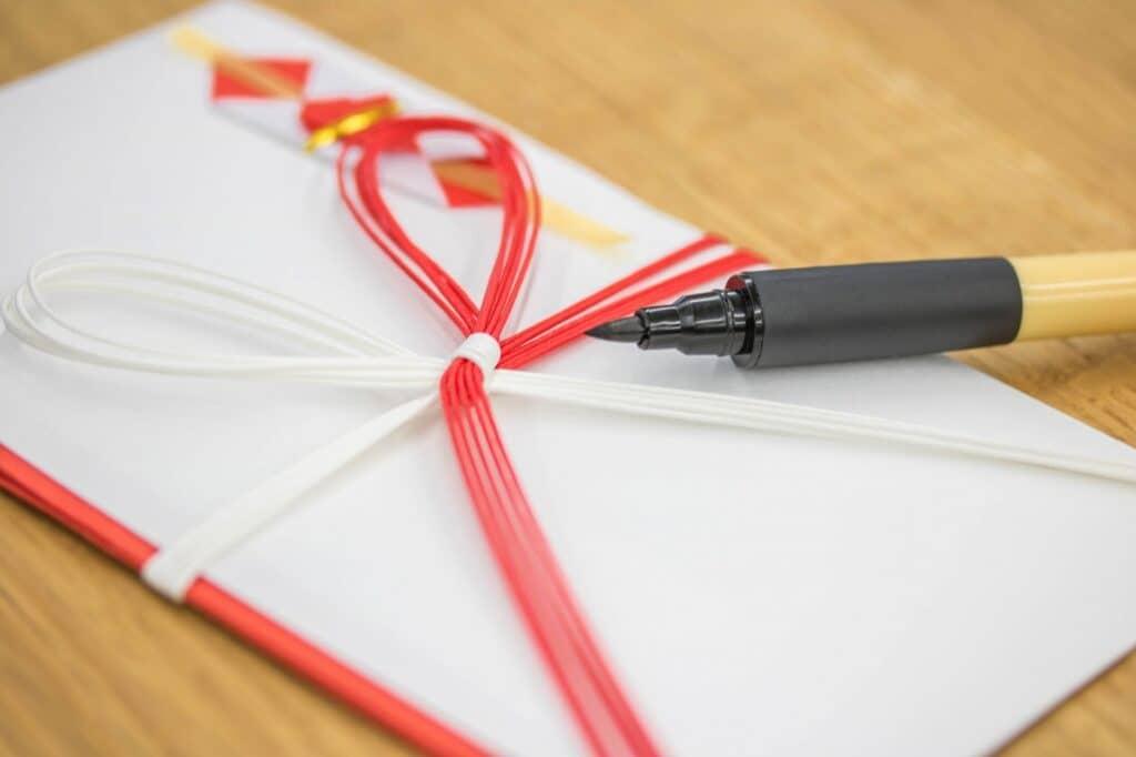 出産祝いのご祝儀袋の書き方