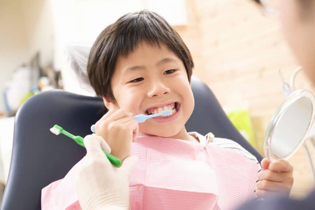 定期的に歯科検診を
