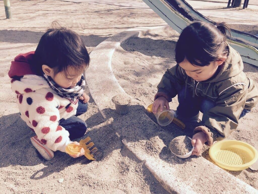 子供同士でコミュニケーションを取ることで社会性が身に付く