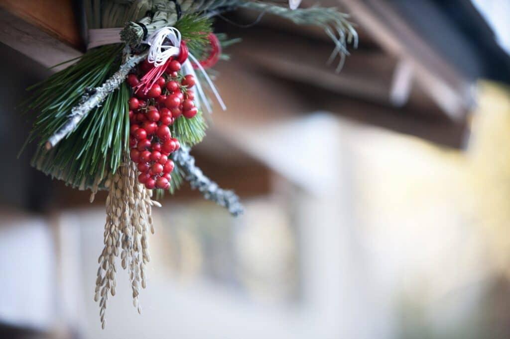 お正月飾りの正しい処分の仕方