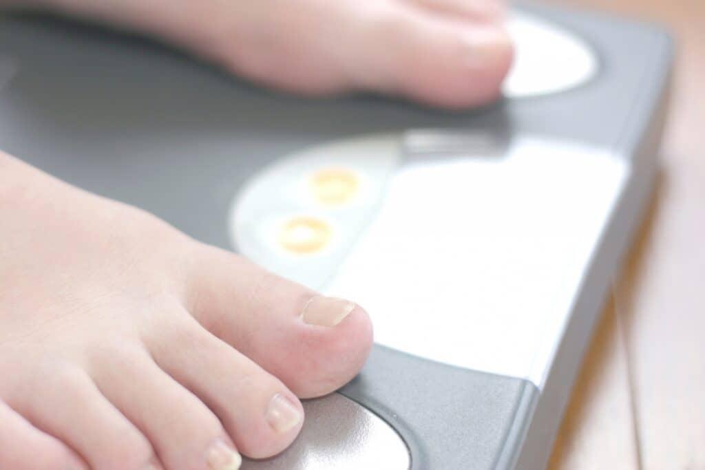子供の体重
