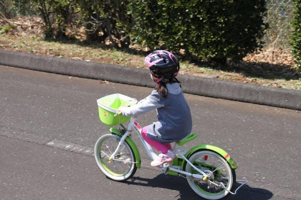 子供用自転車のタイヤサイズと身長の目安