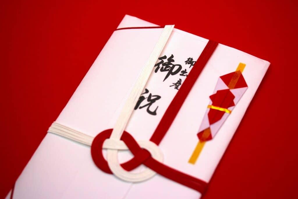 出産祝いの祝儀袋の選び方