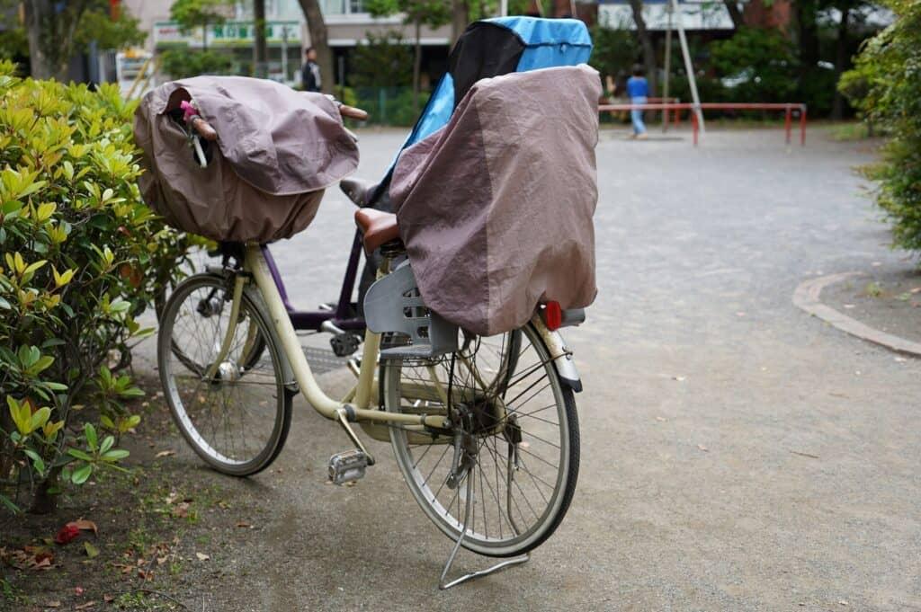 自転車用チャイルドシートカバー前後セットのおすすめ3選
