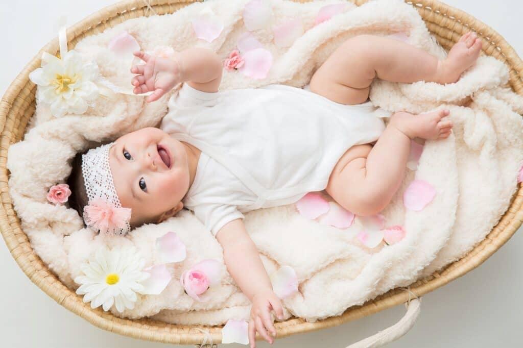 赤ちゃんのかわいい姿を画像で残しておこう