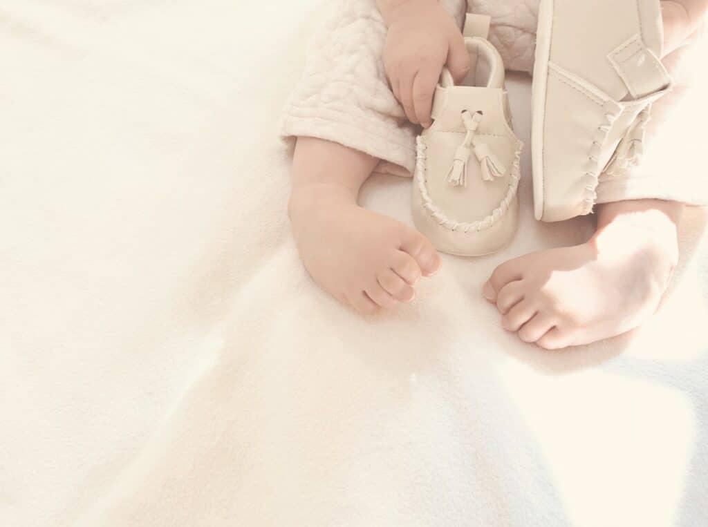 赤ちゃんの名前入りグッズの喜ばれるデザイン
