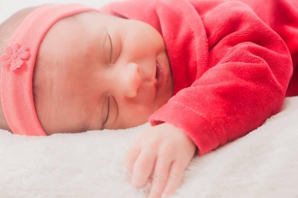 赤ちゃん用ヘアバンドを使うときの注意点