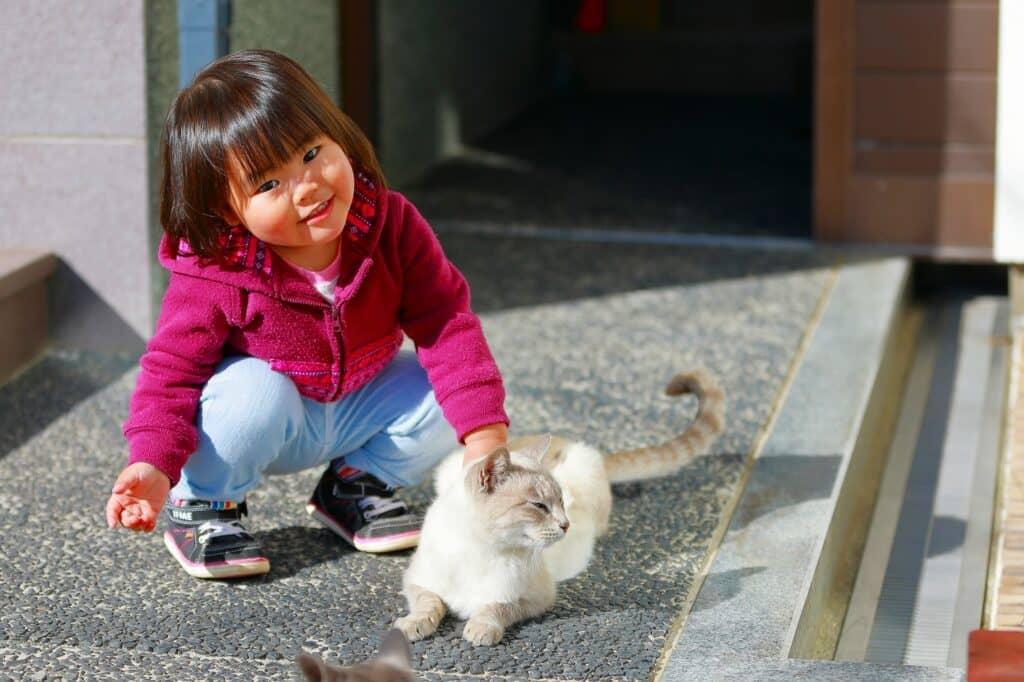 赤ちゃんが猫アレルギーになることはないの?