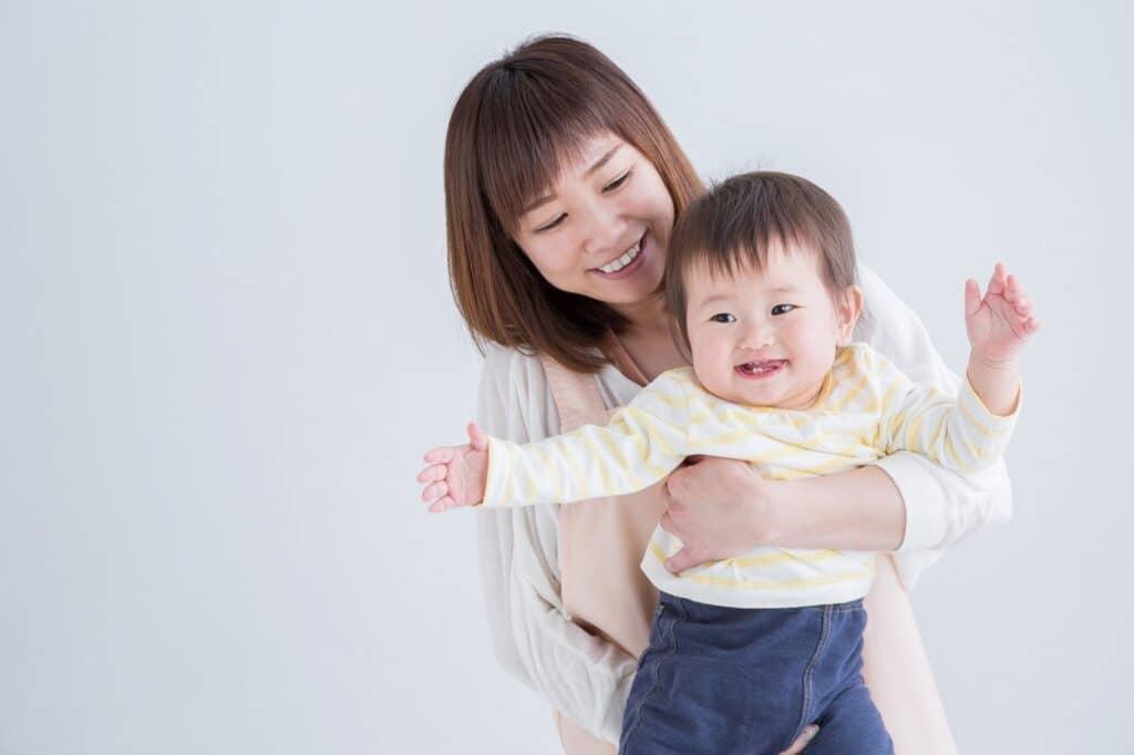 乳児院でのボランティア