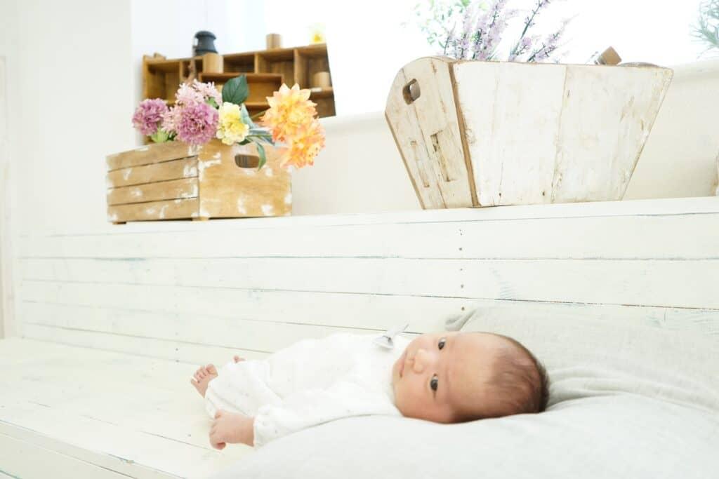 新生児ニキビを早く治すケア方法③清潔な環境づくり