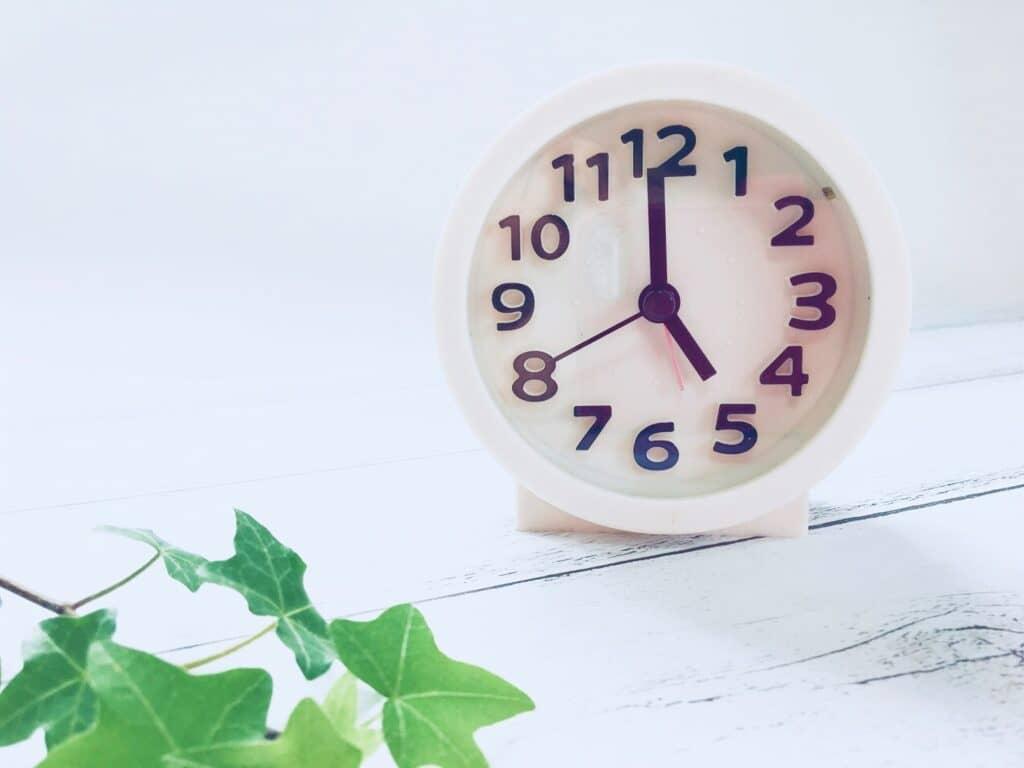 知育時計の種類